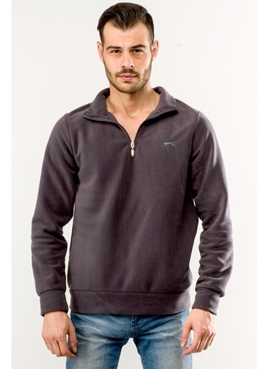 Slazenger Polar Sweatshirt Gri